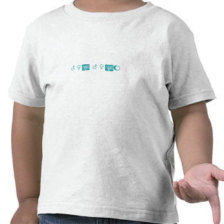 yum yum. camiseta