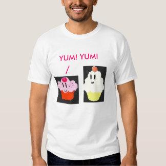 YUM YUM magdalenas Camisas