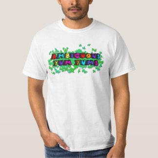 Yum Yums1 ambiguo Camiseta