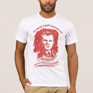 Yuri Gagarin - primer hombre en camiseta del