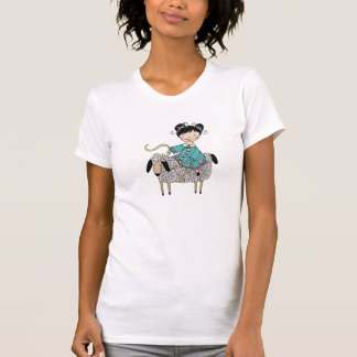 Zambooki - jinete de las ovejas camiseta