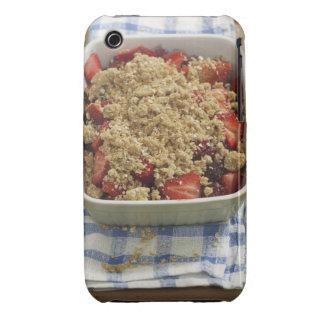 Zapatero de la fresa carcasa para iPhone 3