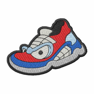 Zapato de la pista