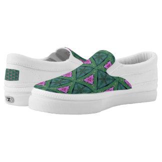 Zapatos casuales del barco del fractal femenino