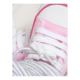 zapatos de bebé recién nacidos tarjetas postales