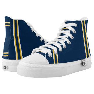 Zapatos de gimnasio del Hola-Top del diseñador del