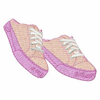 Zapatos tenis polo bordado