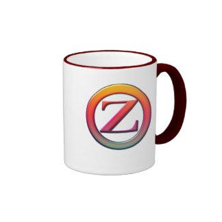 zazzleMUG Taza A Dos Colores