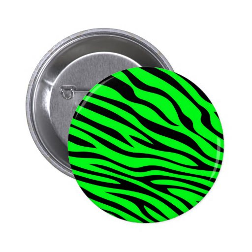 Zebbra raya verde pins