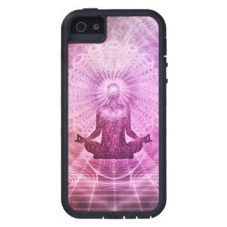 Zen espiritual de la meditación de la yoga funda iPhone SE/5/5s