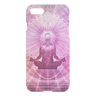 Zen espiritual de la meditación de la yoga funda para iPhone 8/7
