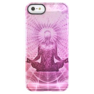 Zen espiritual de la meditación de la yoga funda permafrost® para iPhone SE/5/5s