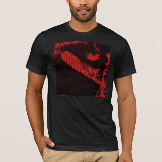 Zepelín del diodo electroluminoso camiseta