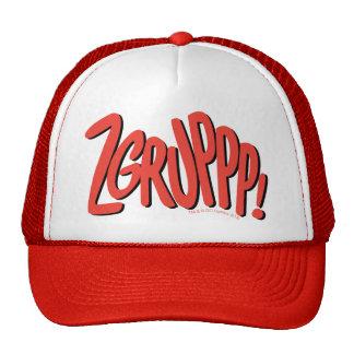 ¡ZGRUPPP! GORRAS