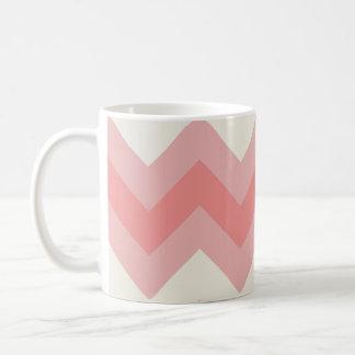Zig rosado del Zig Taza De Café
