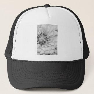 Zinnia monocromático gorra de camionero