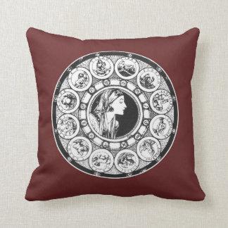 """Zodiaco - 16"""" x 16"""" almohada"""