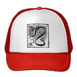 Zodiaco chino - dragón chino del zodiaco gorras