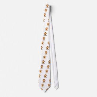 Zodiaco del escorpión para los niños corbata personalizada