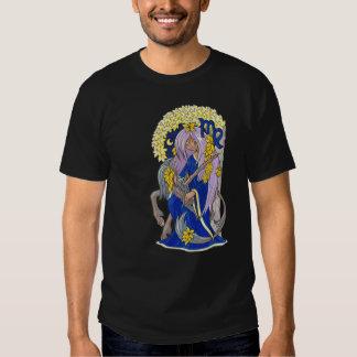Zodiaco occidental - camiseta del virgo