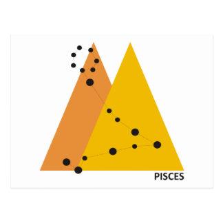 Zodiaco Piscis Postal
