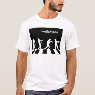 Zombi Beatles Camiseta