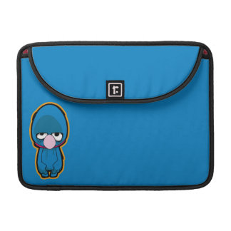 Zombi de Grover Funda Para Macbook Pro