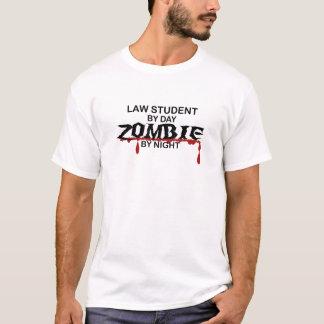 Zombi del estudiante de Derecho Camiseta