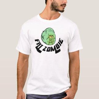 Zombi gordo camiseta