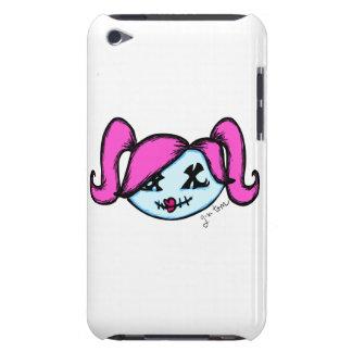 Zombi lindo iPod touch Case-Mate fundas