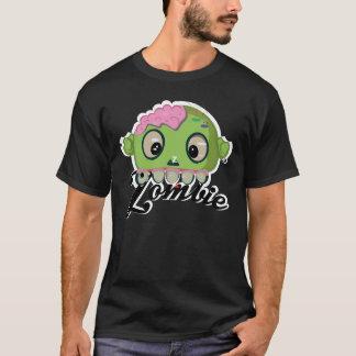 zombie camiseta