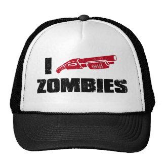 zombis de la escopeta i gorra
