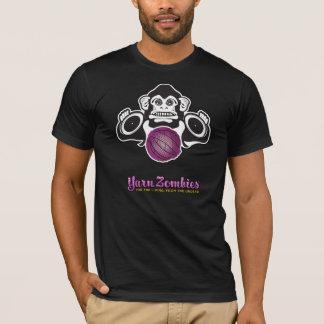 Zombis del hilado--Camiseta del mono del top