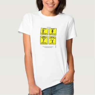 """Zombis los caricaturas """""""" """"de la camiseta muerta"""