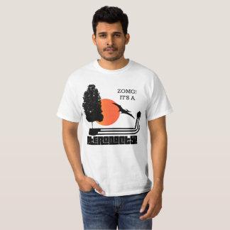 ¡ZOMG! es un Pterodactyl - camiseta de la parodia