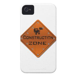 Zona de la construcción Case-Mate iPhone 4 fundas