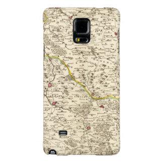 Zonas urbanas de Alemania 2 Funda Galaxy Note 4