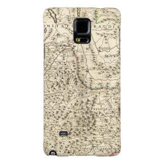 Zonas urbanas de Francia 3 Funda Galaxy Note 4