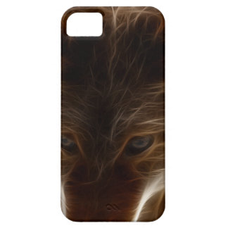 Zorro de neon iPhone 5 Case-Mate protectores