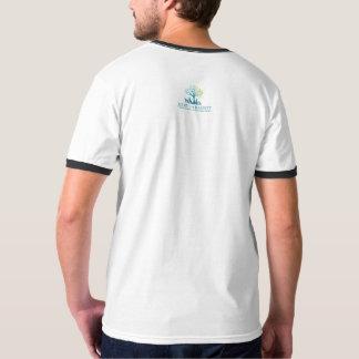 Zorro de Yin/de Yang Camiseta