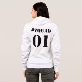 #ZQUAD SUDADERA
