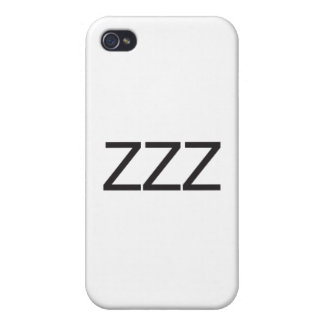 ZZZ iPhone 4 FUNDA