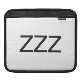 ZZZ MANGA DE iPad